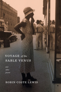 Robin Coste Lewis voyage of the sable venus